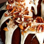 Pumpkin Spice Bundt with Browned Butter Drizzle 1