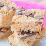 smores krispy treats