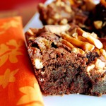 Candy Bar Streusel Brownies 1