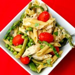 chicken penne with spring veggies_small
