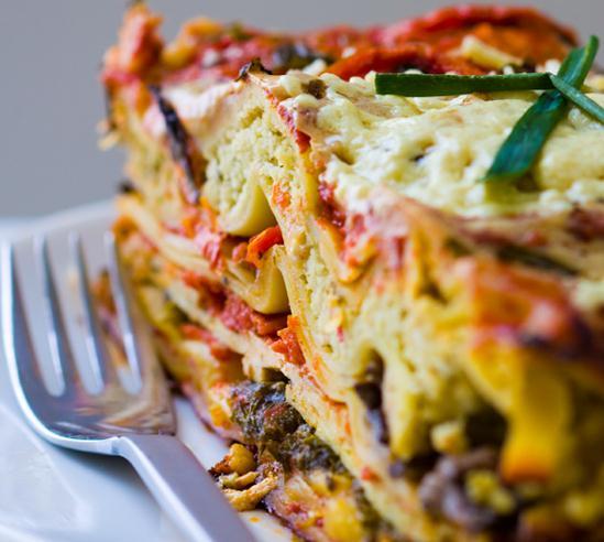 Farmers Market Lasagna