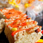 Candy corn pretzel krispie treats 1_small