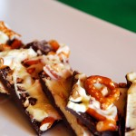 toffee pretzel bark