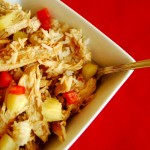 Crock pot honey ginger chicken bowls 1_small