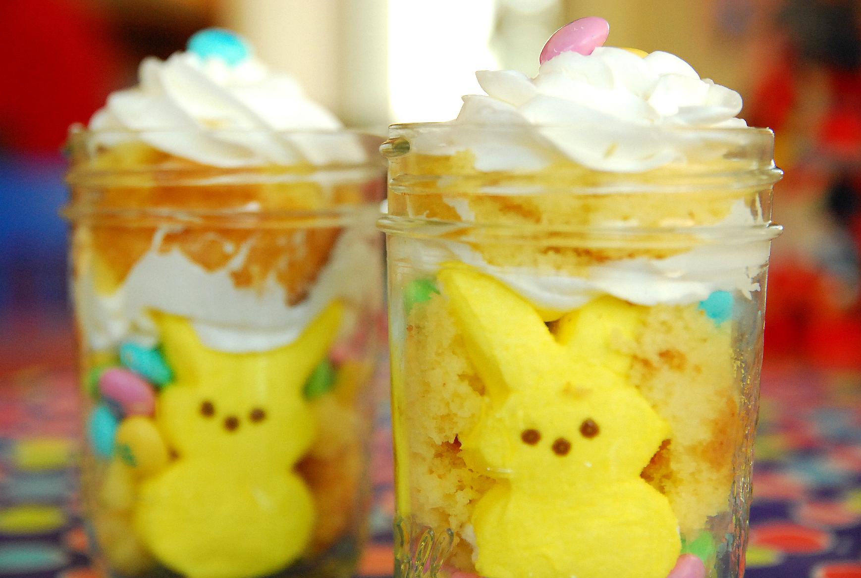 More Bunny Bait: Peep Trifles