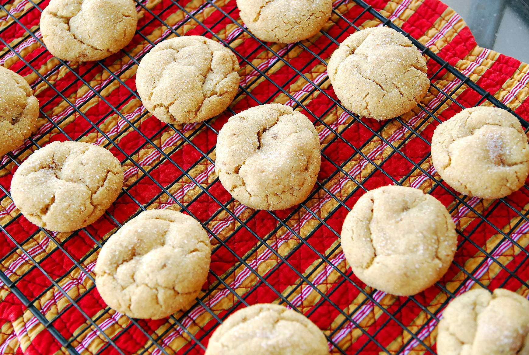Perfect Brown Butter Snickerdoodles