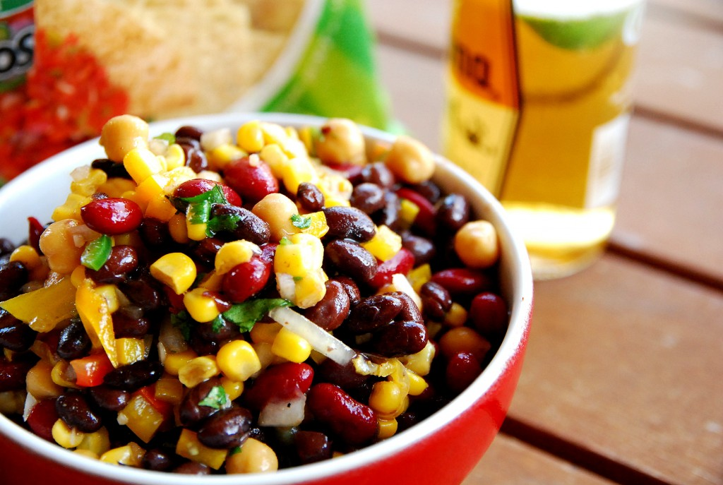 Mexican confetti bean salsa 1_small