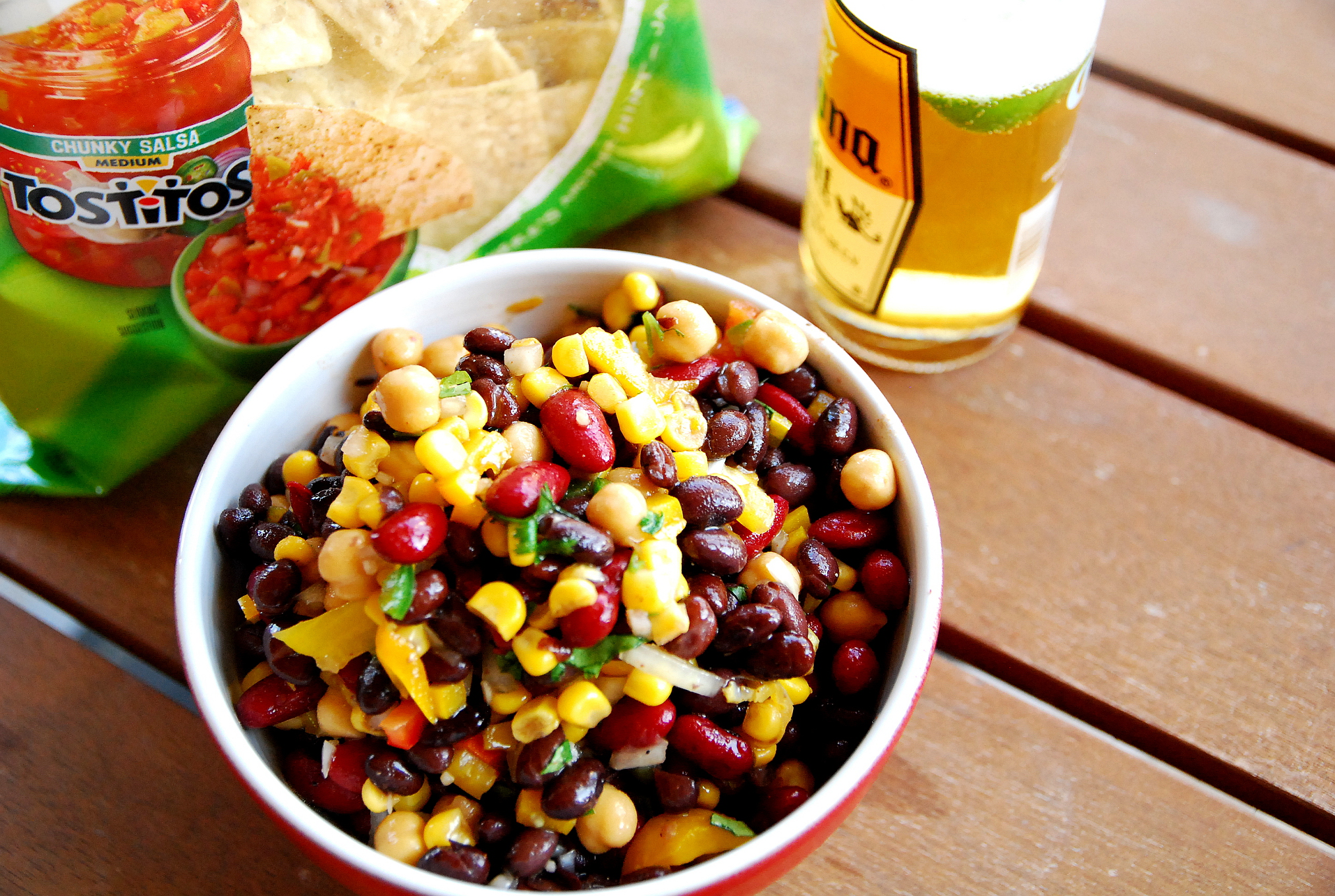 Mexican Confetti Corn Salad