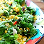 Mexican summer salad with cilantro lime dressing 1_small