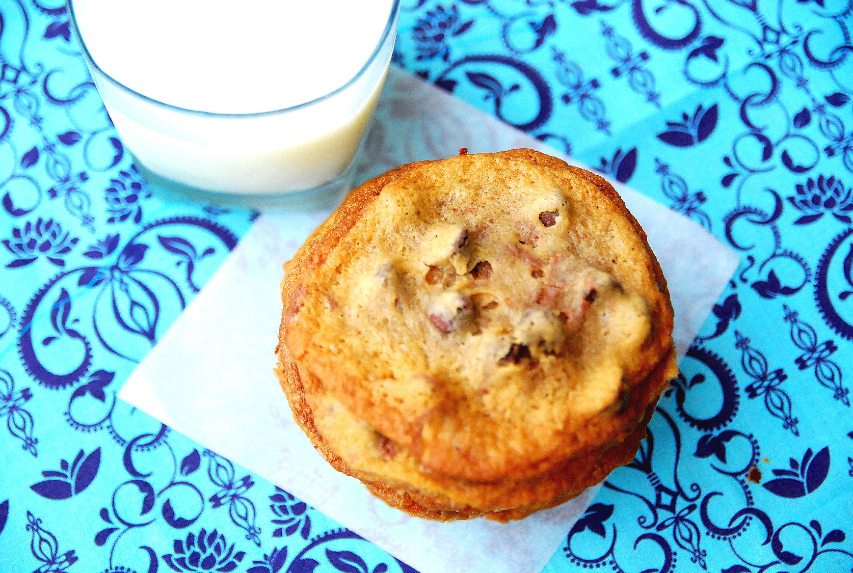 Malt Shoppe Chocolate Chip Cookies