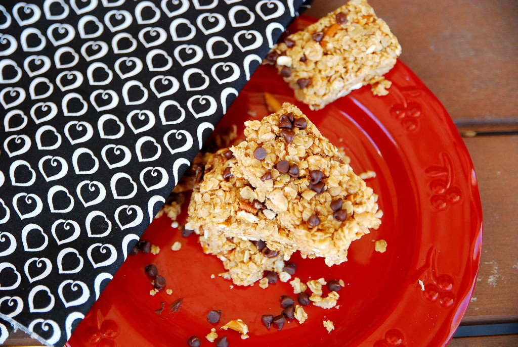 Salted Chocolate Pretzel Granola Bars 1_small