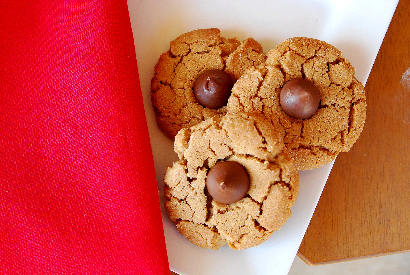 Holiday Cookie Countdown: Cookie Butter Blossoms