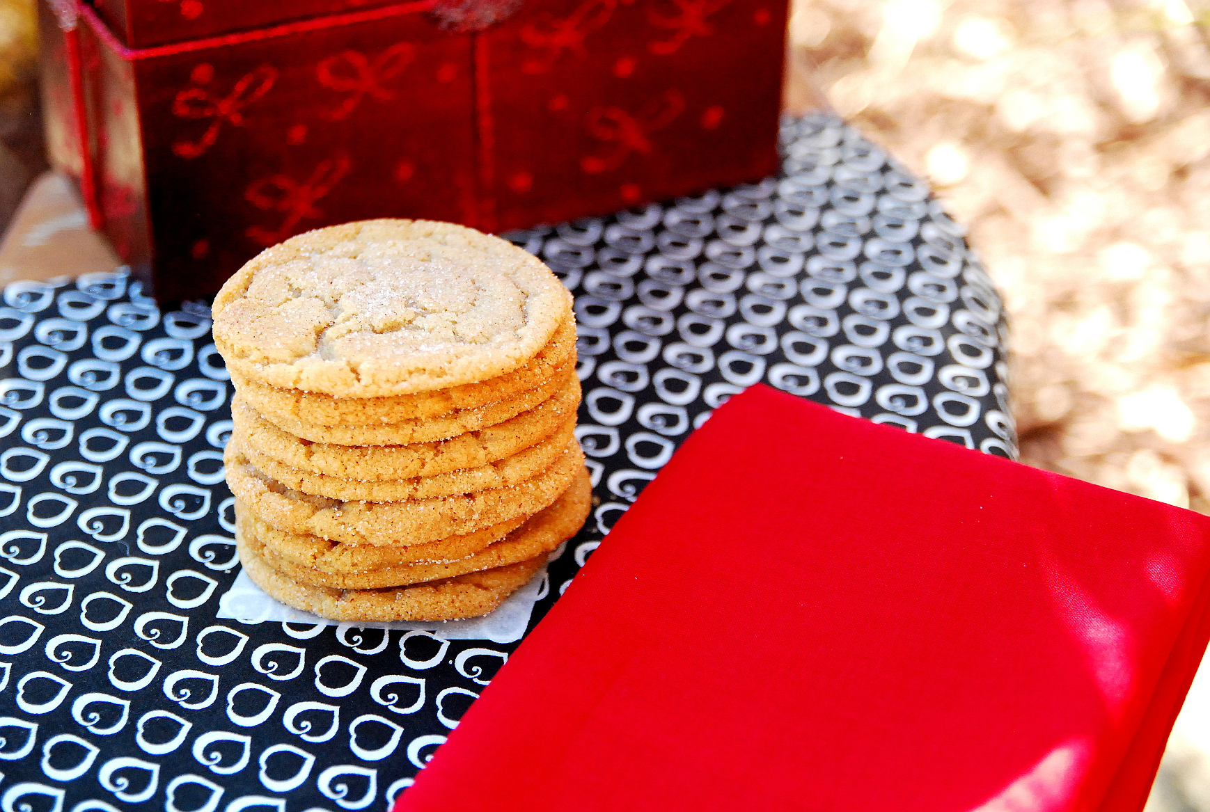 Holiday Cookie Countdown: Browned Butter Snickerdoodles