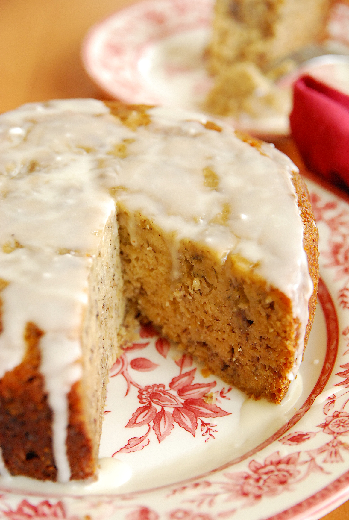 Crock Pot RumChata Banana Bread