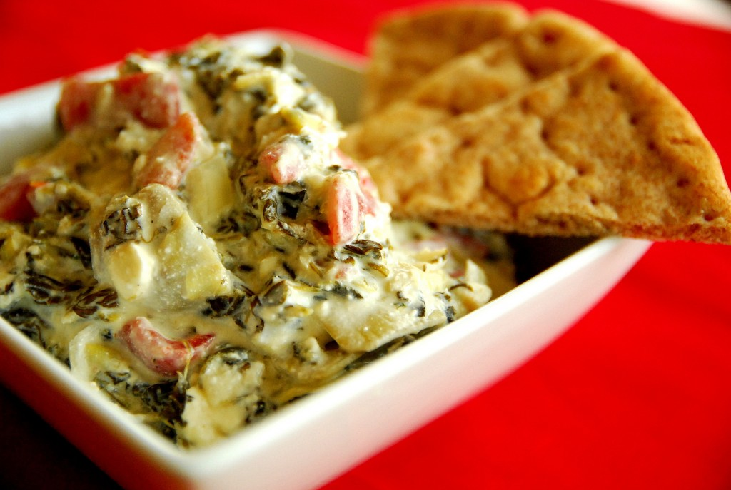 Crock Pot Spinach Artichoke Dip 1_small
