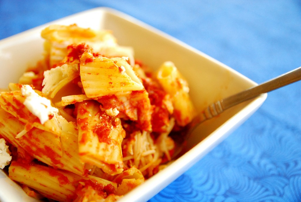 Baked Rigatoni with Sausage 1_small