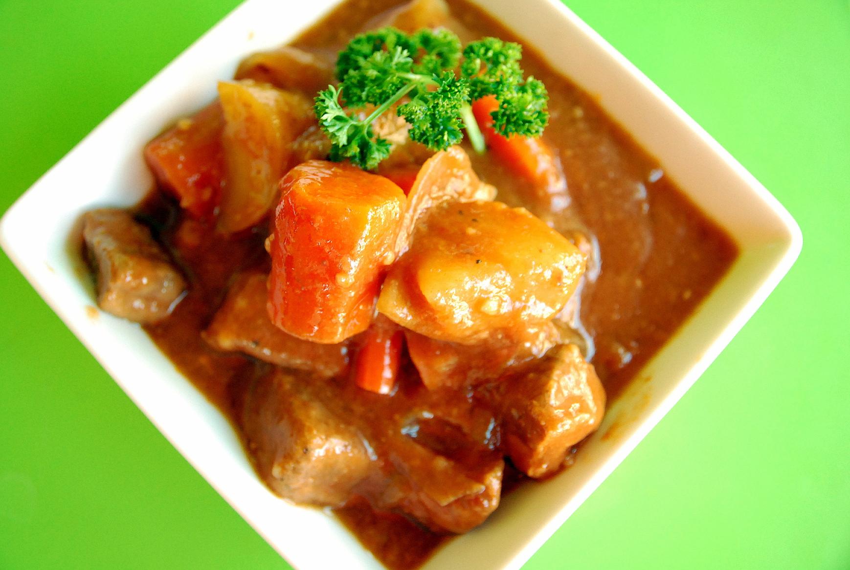 Guinness Beef Stew (Crock Pot)