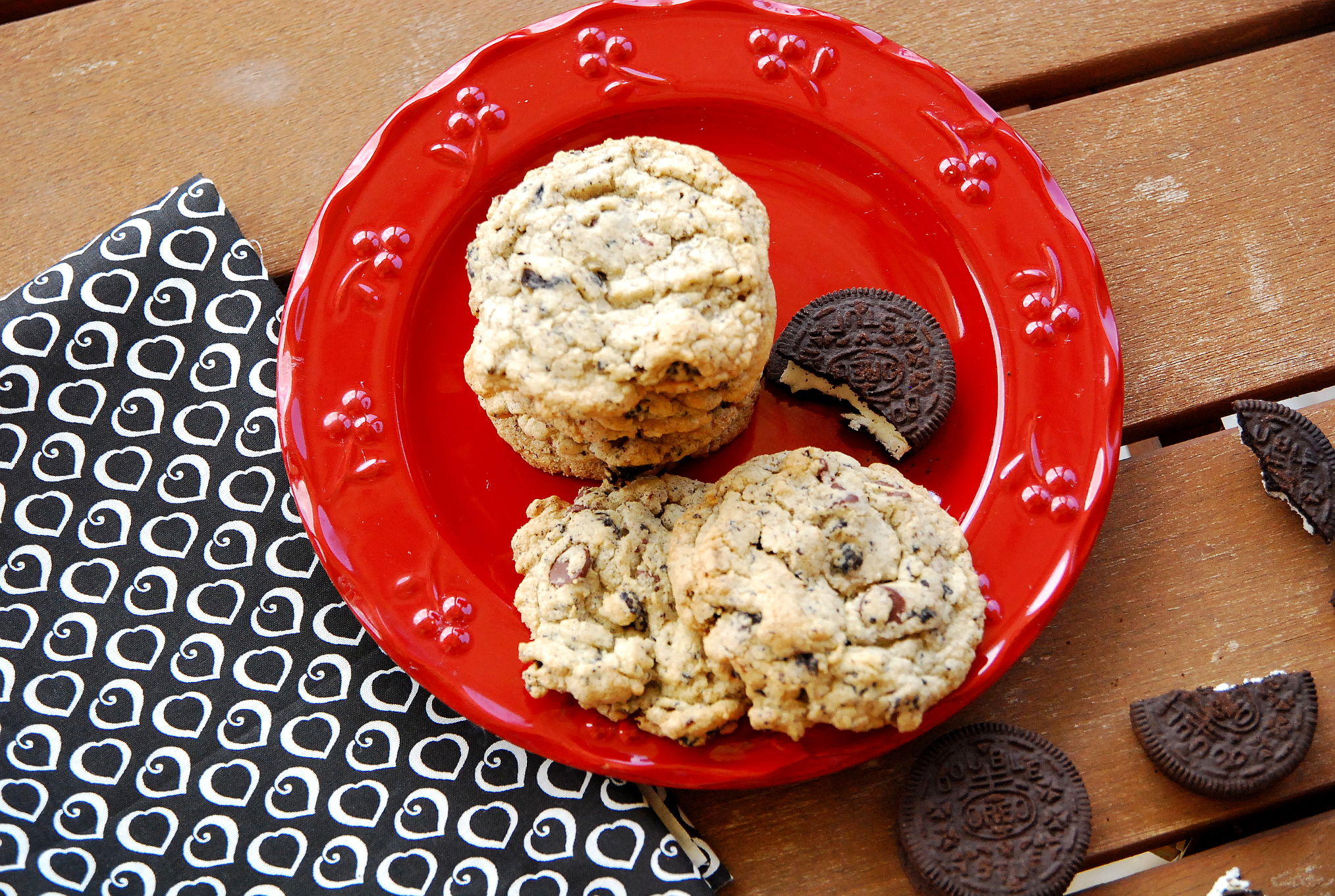 Oh My! Oreo Double Stuff Pudding Cookies