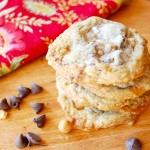 caramel toffee chocolate chip cookies with sea salt 1_small