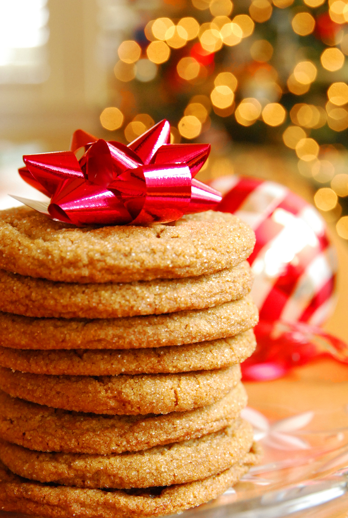 Holiday Cookie Countdown: Soft-Batch Browned Butter Spice Snaps