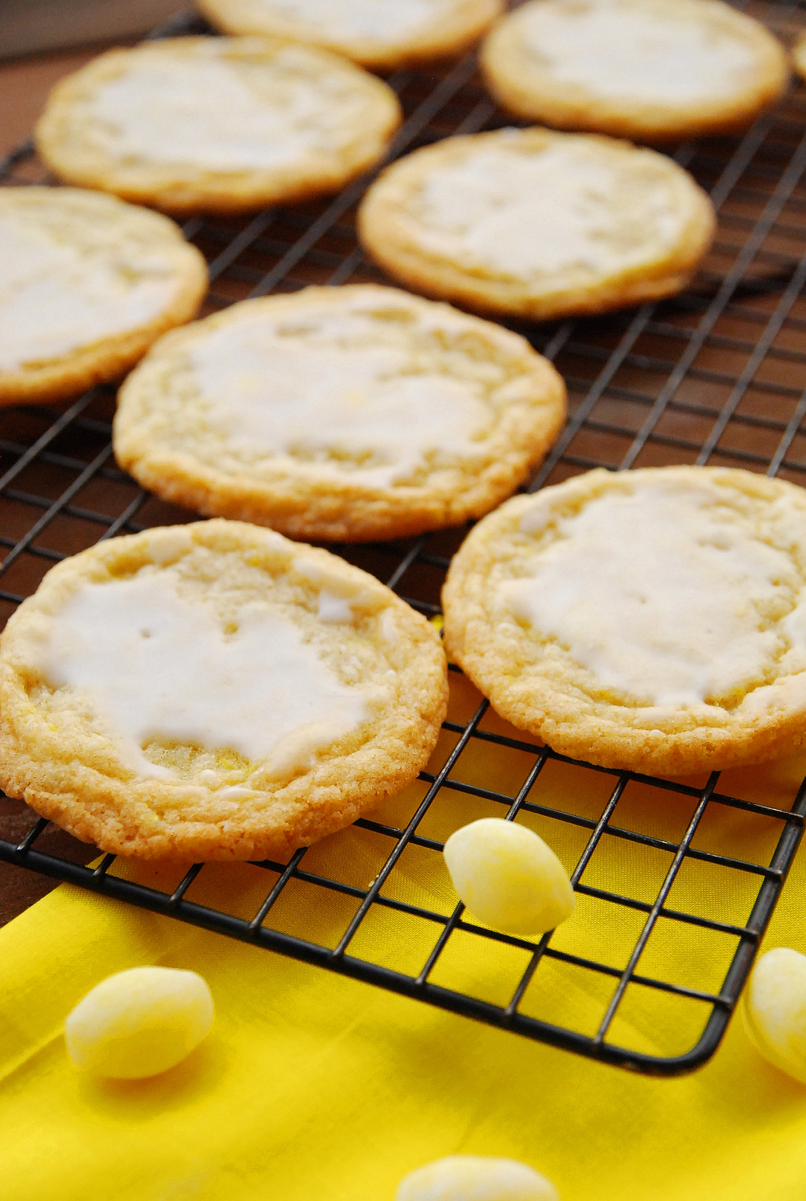 Holiday Cookie Countdown: Lemon Drops