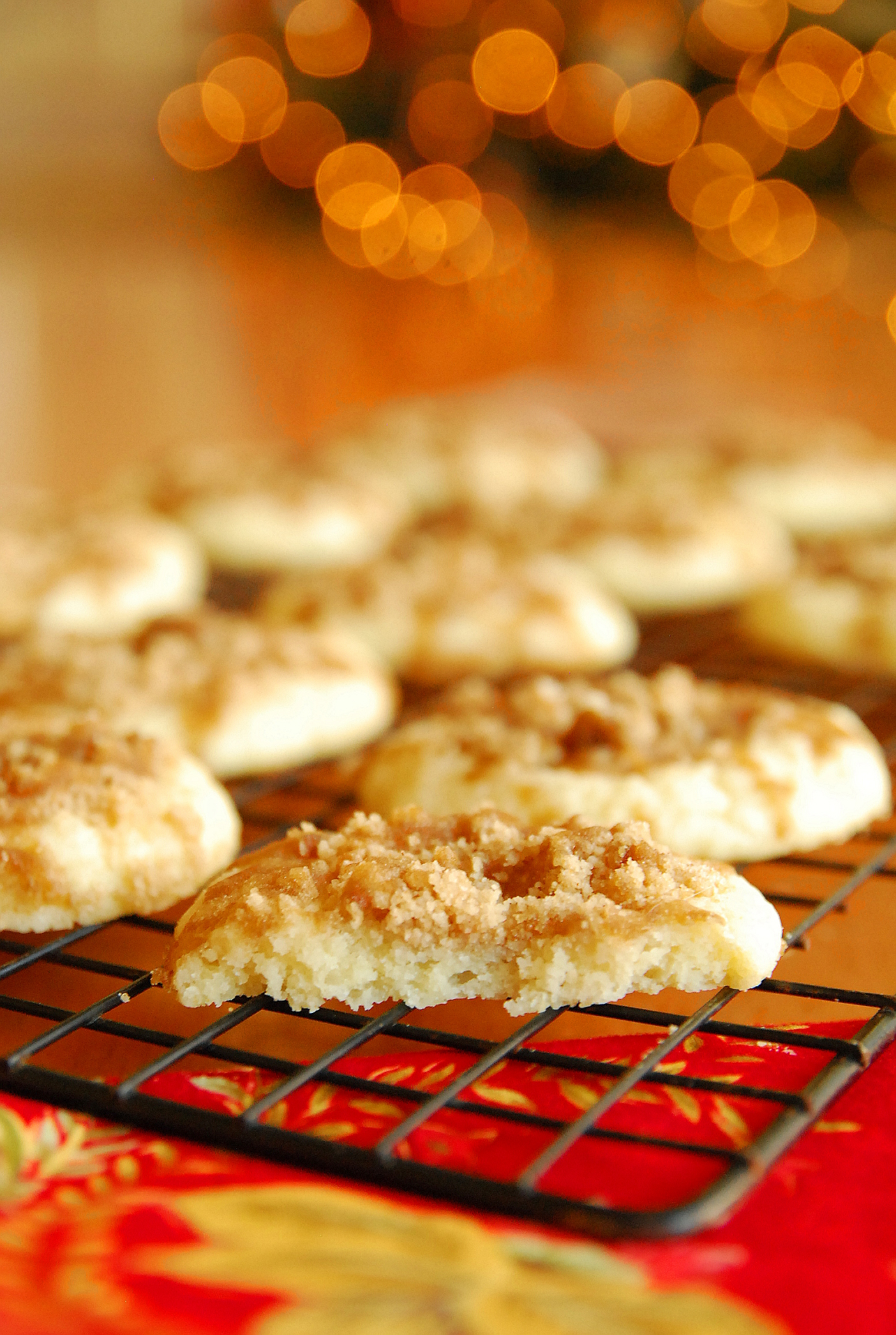 Holiday Cookie Countdown: Sour Cream Coffee Cookies