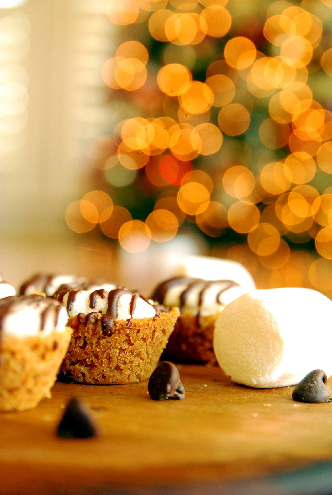 Holiday Cookie Countdown: S'mores Cups
