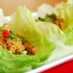 Crock Pot Lettuce Wraps 1
