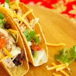 crock pot chicken and black bean tacos 1_small