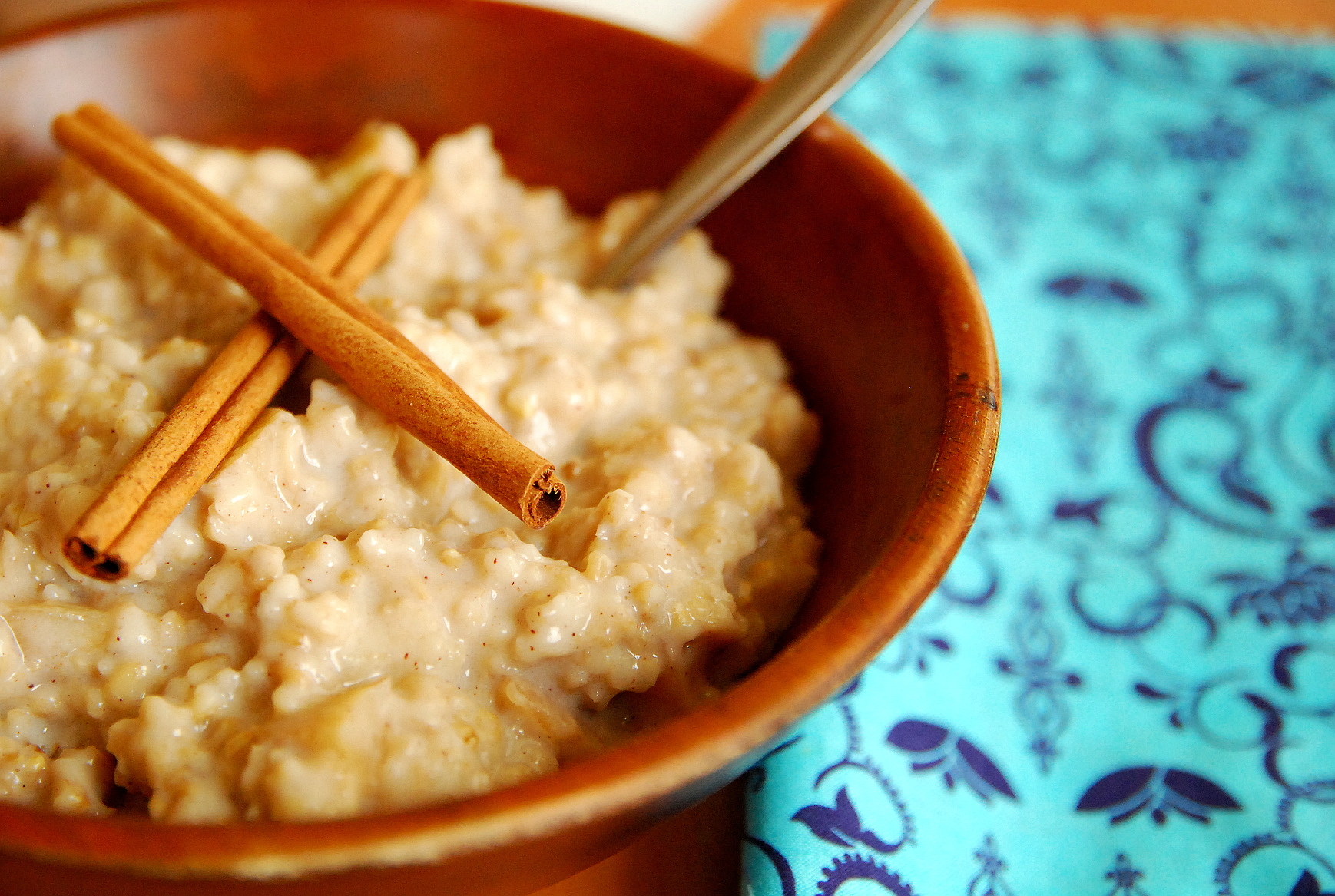how to cook oatmeal in a pot