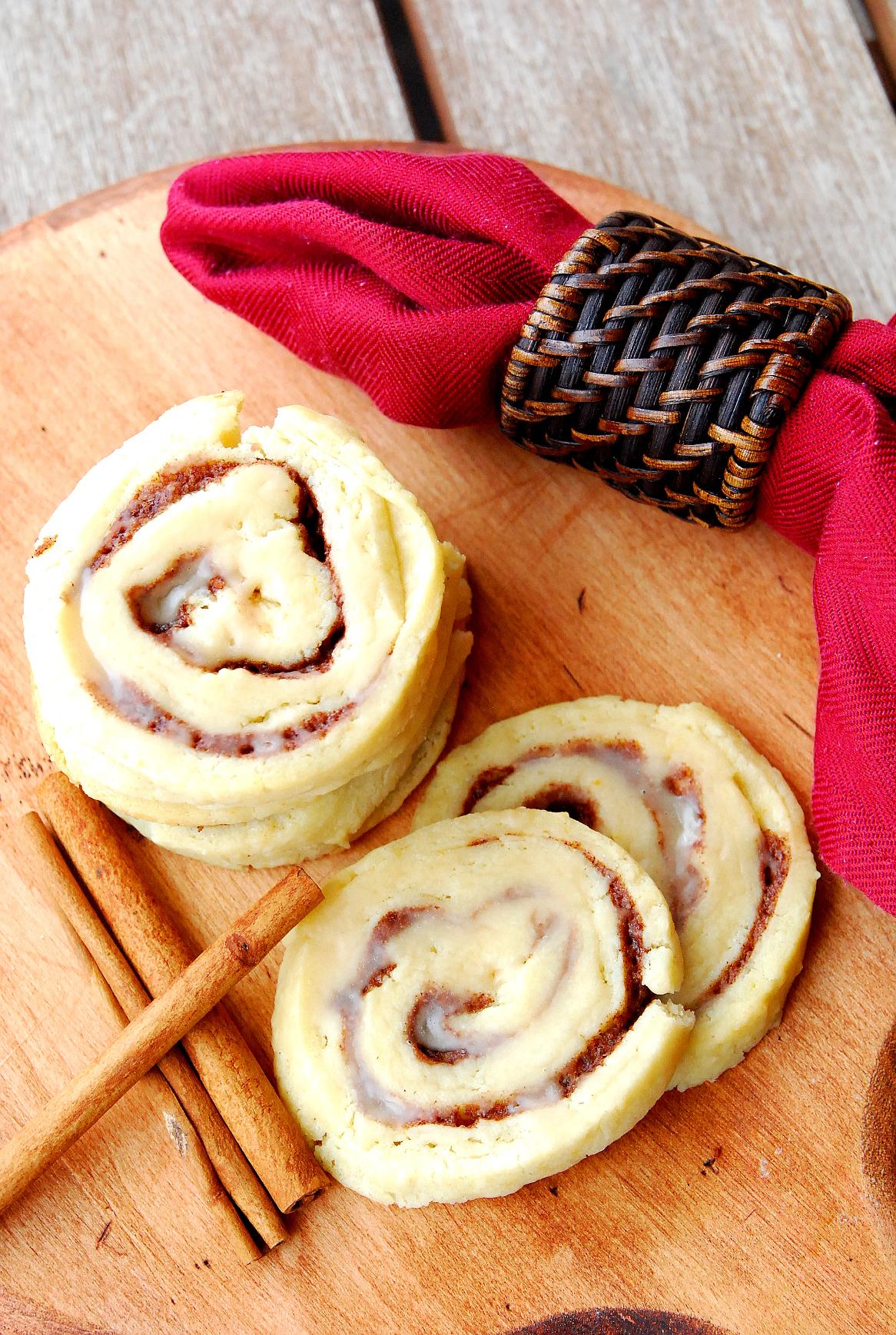 Holiday Cookie Countdown: Cinnabon Pinwheels