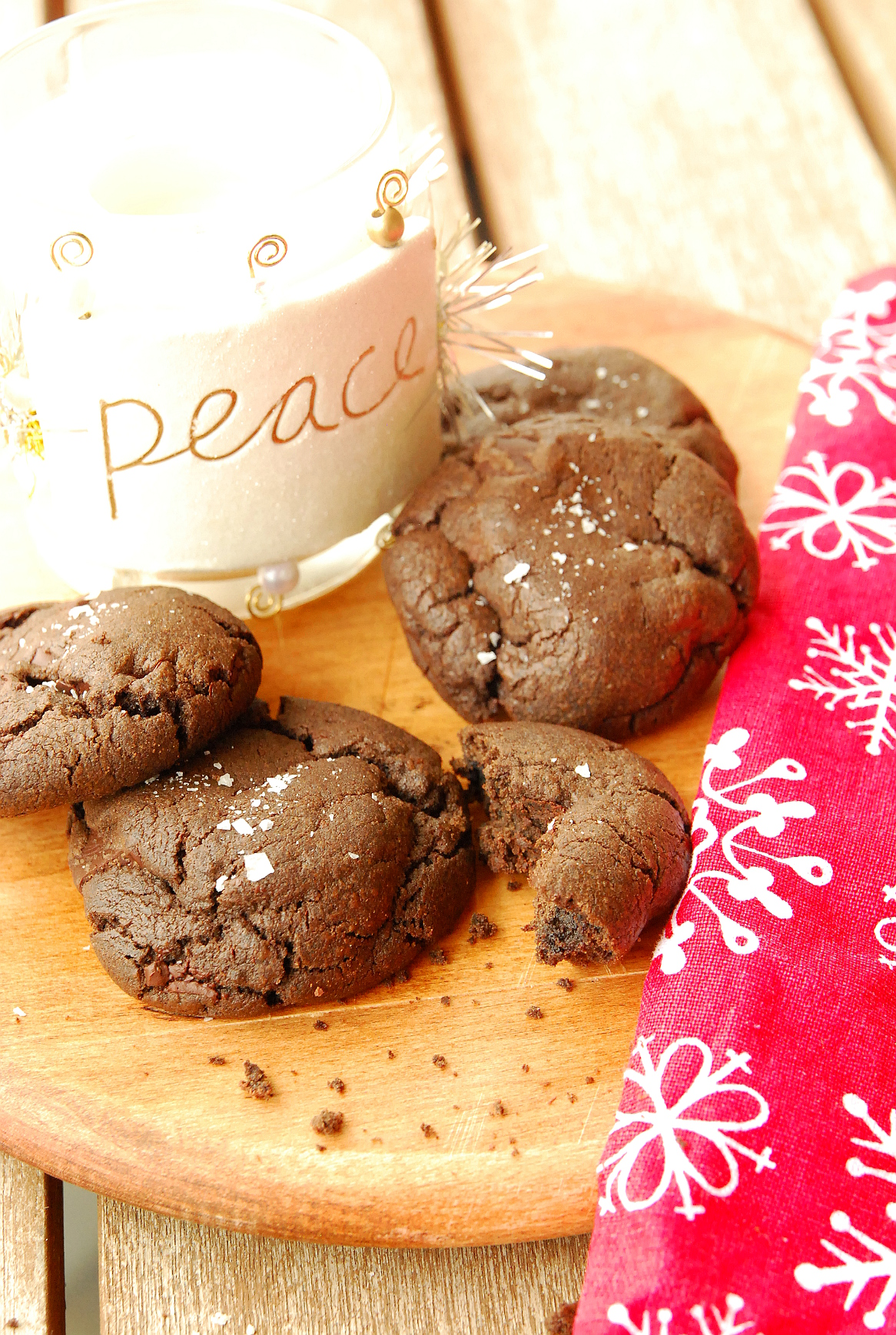 Holiday Cookie Countdown: Death By Chocolate Cookies