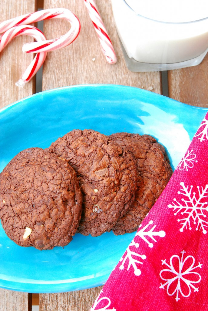 Choco-pocalypse Mint Cookies _Lindsay Weiss