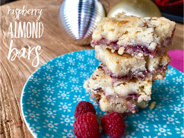 raspberry almond bars 2